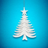 Christmas tree. Stock Photo