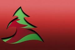 Christmas tree background. Design element. Royalty Free Stock Image