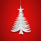 Christmas tree. Royalty Free Stock Photo