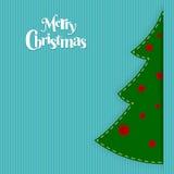 Christmas tree background Stock Photos