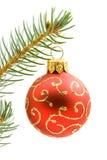Christmas tree  ball Stock Image