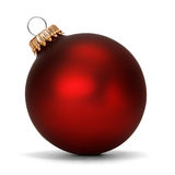 Christmas tree ball Royalty Free Stock Photo