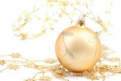 Christmas tree ball Stock Photography