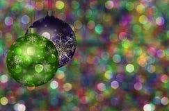 Christmas Tree Ball Illustration. High resolution Christmas Tree Ball Illustration Stock Photo