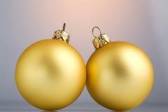Christmas-tree balls. Royalty Free Stock Photography