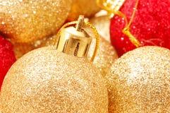 Christmas Tree Balls Royalty Free Stock Photography