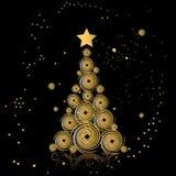 Christmas tree beautiful Stock Photos