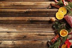 Christmas tree branch Royalty Free Stock Image