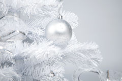 Christmas tree closeup Royalty Free Stock Photo