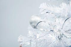 Christmas tree closeup Stock Images