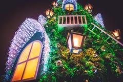 Free Christmas Tree Closeup Stock Image - 64640591
