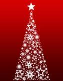 Christmas tree Stock Photography