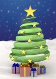 Christmas Tree - 3D Stock Photos