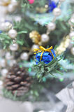 Christmas tree and decorate Royalty Free Stock Image