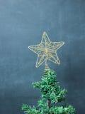 Christmas Tree Decorated Royalty Free Stock Photo