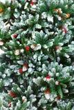 Christmas Tree Decoration. Royalty Free Stock Photo