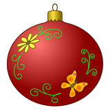 Christmas-tree decoration Stock Image