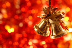 Christmas-tree decoration. S against light background royalty free stock photos