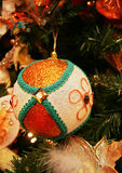 Christmas-tree decoration. Preparation for Christmas stock image