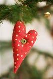 Christmas tree decoration Royalty Free Stock Photo