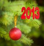 Christmas tree decoration for Christmas Stock Photography