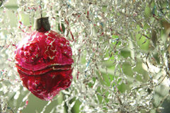 Christmas Tree Decoration On The Christmas Tree Stock Photography