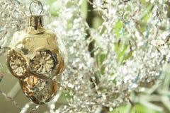Christmas Tree Decoration On The Christmas Tree Royalty Free Stock Photography