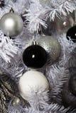 Christmas tree decoration close up Royalty Free Stock Photo