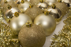 Christmas tree decoration. High resolution image Royalty Free Stock Images
