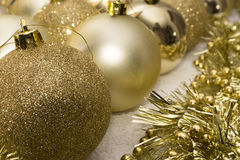 Christmas tree decoration. High resolution image Royalty Free Stock Photography