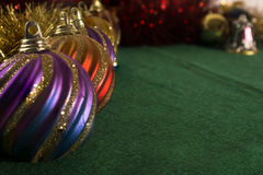 Christmas tree decoration. High resolution image Stock Image