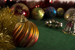 Christmas tree decoration. High resolution image Stock Images