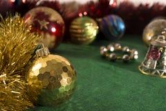Christmas tree decoration. High resolution image Vector Illustration