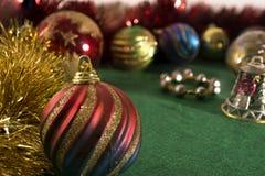 Christmas tree decoration. High resolution image Royalty Free Stock Photo