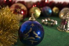 Christmas tree decoration. High resolution image Royalty Free Stock Image