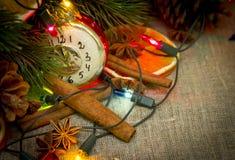 Christmas-tree decoration Royalty Free Stock Image