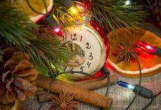 Christmas-tree decoration Royalty Free Stock Photo