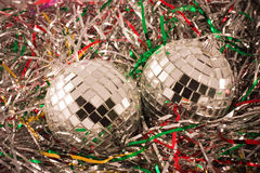 Christmas-tree decorations Royalty Free Stock Photography