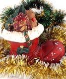 Christmas-tree decorations Stock Photos