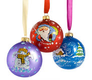 Free Christmas Tree Decorations Stock Photography - 3527042