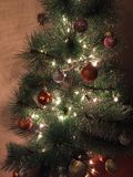Christmas tree. Decorations Royalty Free Stock Photography