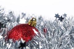 Christmas tree decorations Stock Photography