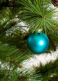 Christmas-tree decorations happy new year Royalty Free Stock Photography