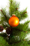 Christmas-tree decorations. 2016 new year Royalty Free Stock Photography