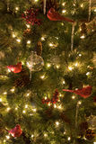 Christmas Tree Decorations Xmas Royalty Free Stock Photos