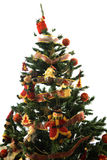 Christmas tree decotared Royalty Free Stock Photos