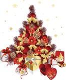 Christmas Tree Design Royalty Free Stock Photo