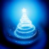 Christmas Tree Design Stock Photo