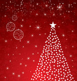 Christmas Tree Design. Stock Photo