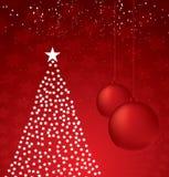 Christmas tree design. Vector-Illustration. royalty free stock photo
